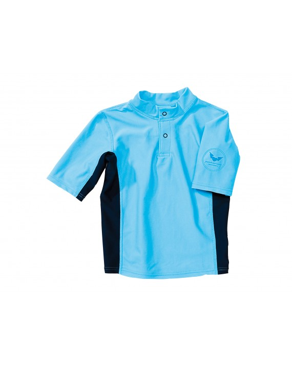 "UV-Schutz Shirt Kurzarm ""CAPRI_blau"""