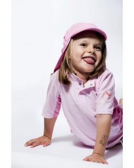 UV-Schutz T-Shirt CAPRI Pink