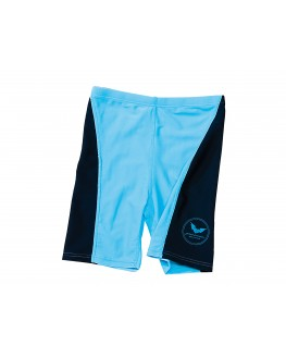 UV-Schutz Shorts Kinder CAPRI Blau